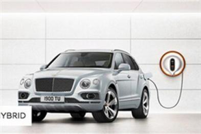 宾利2025年实现电动化:做艺术品电动车