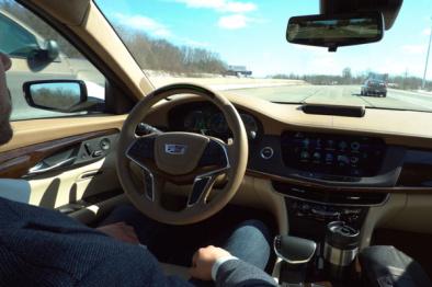 体验通用Super Cruise,超车还要司机搭把手| 视频