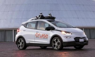 通用汽车CEO:正在研发第四代无人驾驶测试车