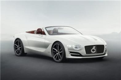 宾利计划推出首款电动车,或基于保时捷-奥迪电动平台打造
