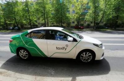 滴滴投资的打车应用Taxify进入伦敦 挑战Uber