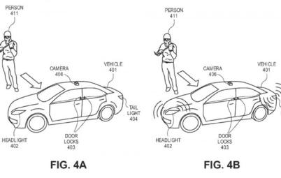 福特为无人车请求新专利,防止车辆处于风险中