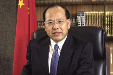 """张房有正式""""交棒"""" ,曾庆洪任广汽集团董事长兼党委书记"""