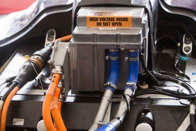 迈凯伦将为Formula E第5-6赛季提供电池