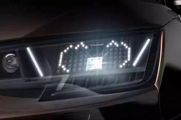 车主心情一般时,灯管会呈现出\(^o^)/