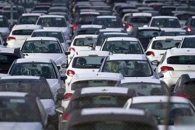 中國上半年乘用車零售銷量13年來首次下降