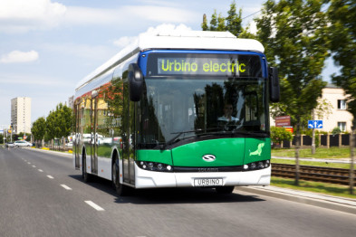 世界首条无线充电公交线路在德运营