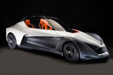 """日产在里约发布两款原型车,致力""""智能出行""""战略部署"""