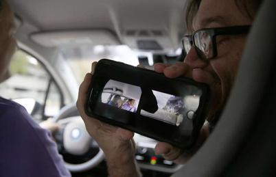 行车记录仪Nauto要通过监视驾驶员行为,来实现自动驾驶