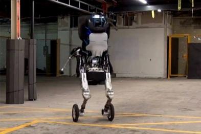 视频|美国制造超强「汽车人」,确定这不是电影?