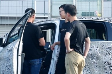 电咖ENOVATE首款SUV正式开启性能测试,距品牌发布仅20天