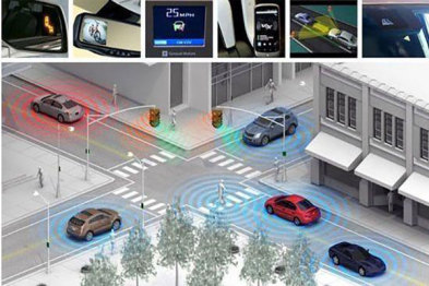 """上海建成全国首个""""无人驾驶""""测试区"""