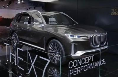 北京车展热点概念车集锦,汽车也要奔四化,100%电动