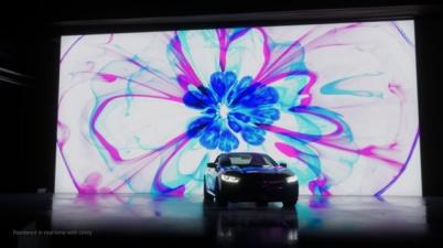 Unity向汽车厂商展示3D设计应用