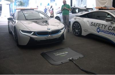 高通拟推广无线充电技术Halo,与电动车部件制造商Brusa达成交易