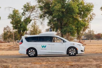 克萊斯勒:將再為Waymo提供6.2萬輛自動駕駛測試車