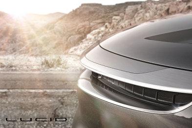 来自硅谷的Lucid Motors要推出续航480km以上的高端电动车