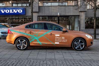 与Autoliv成立自动驾驶合资公司,沃尔沃打上出售技术的主意