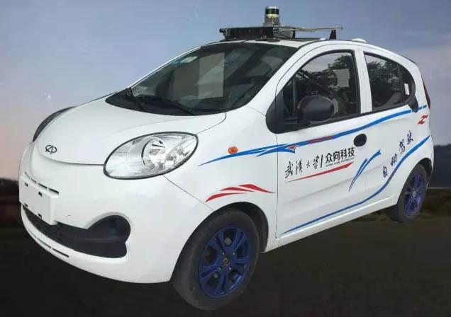 无人车可以很好地平衡高动态范围和敏感度 无人车 第2张