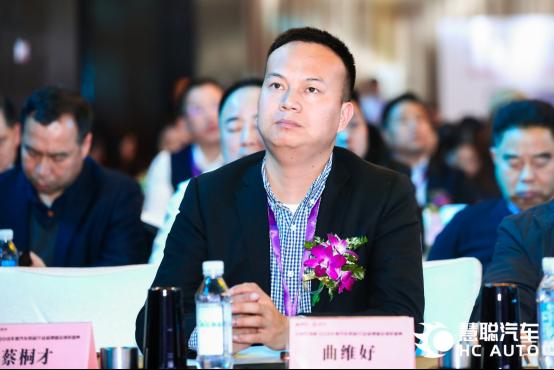 广东好顺欧迪斯科技股份有限公司销售总监邓继勇