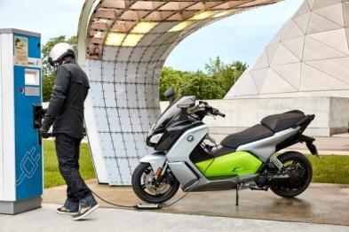 宝马新版本C进化电动摩托将登陆美国,单次充电续航99英里