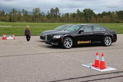"""大陆演示""""巡航司机""""系统,自动驾驶技术近Level 4"""