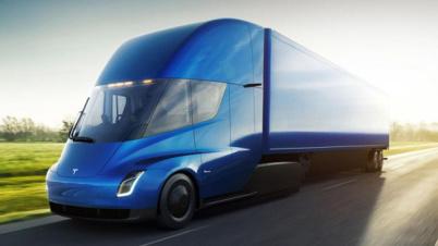 百事可乐预订100辆特斯拉Semi电动卡车