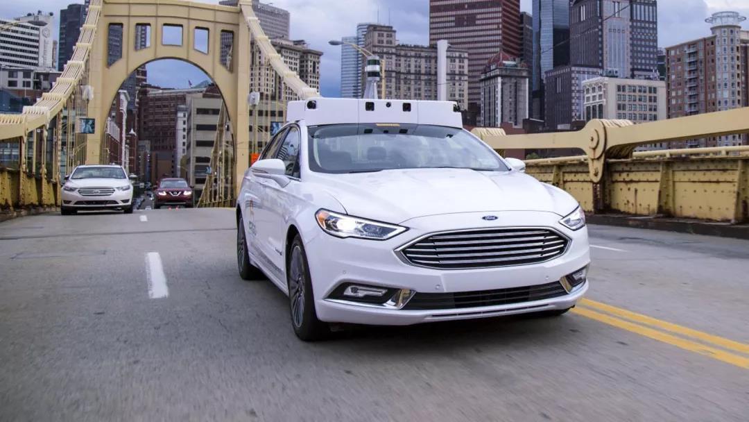 大众拟对福特自动驾驶业务投资