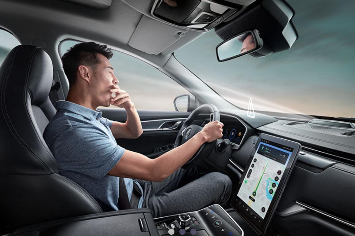 威马Living Engine即将在六月底迎来更新,新增三项前卫功能