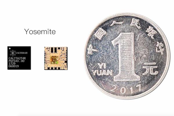 Yosemite系列CMOS芯片