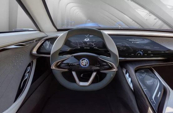 别克Enspire搭载超级智能驾驶系统