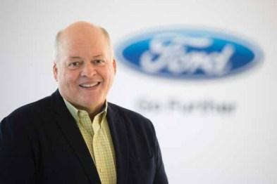 福特重组管理层提升竞争力,4大高管将离职
