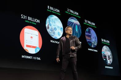 NVIDIA推动中国下一代汽车发展