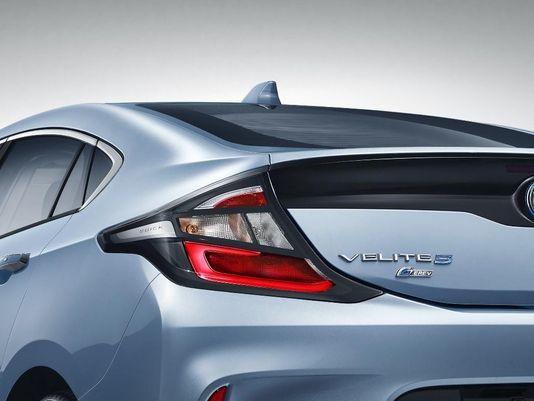 新车新技术,新能源汽车技术,新能源造车,别克增程型车,别克Velite 5