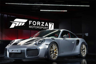 保时捷新911 GT2 RS首次亮相
