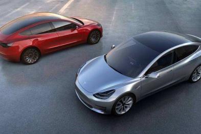 特斯拉Model 3高性能版赛道模式发布