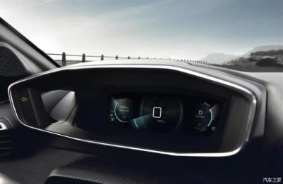 伟世通为标致208提供首款3D全息仪表盘