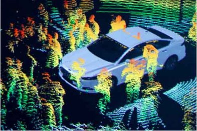 激光雷达:自动驾驶汽车最「贵」的安全漏洞