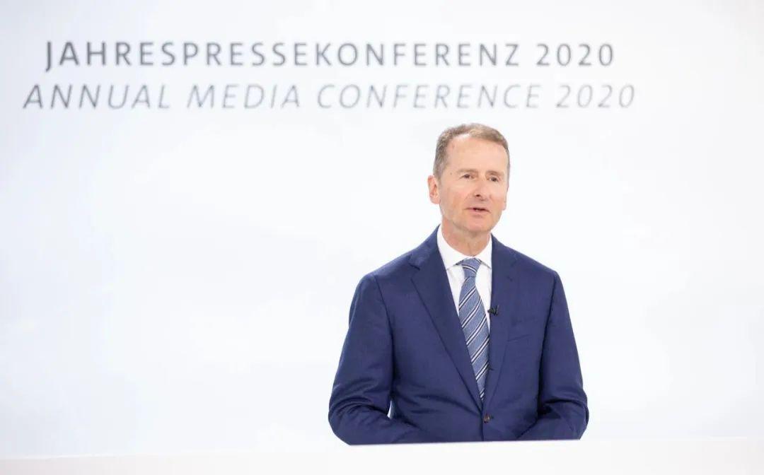 2021 IAA丨大众集团CEO表示,未来改变汽车行业规则的是自动驾驶,而非电动汽车