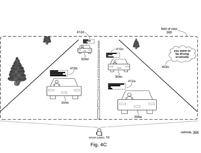 黑科技,前瞻技术,微软专利,微软AR专利,微软驾驶技术评论,微软驾驶专利,汽车新技术