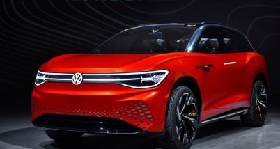 聪明的买车人丨上海车展回顾特辑4: 通用大众SUV矩阵
