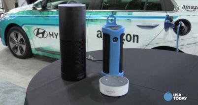 现代汽车采用亚马逊Alexa远程控制系统
