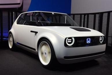 """本田注册""""Honda e""""商标开启电气化时代"""