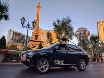 Torc Robotics与AAA NCNU合作制定自动驾驶安全标准