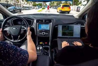 L3自动驾驶技术能不能跳过?福特要走回头路