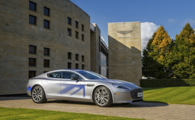 乐视缺钱撤资,阿斯顿马丁将独力开发电动车