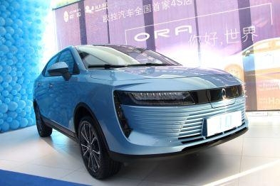 长城汽车10月销售11.01万辆,欧拉IQ月销710辆