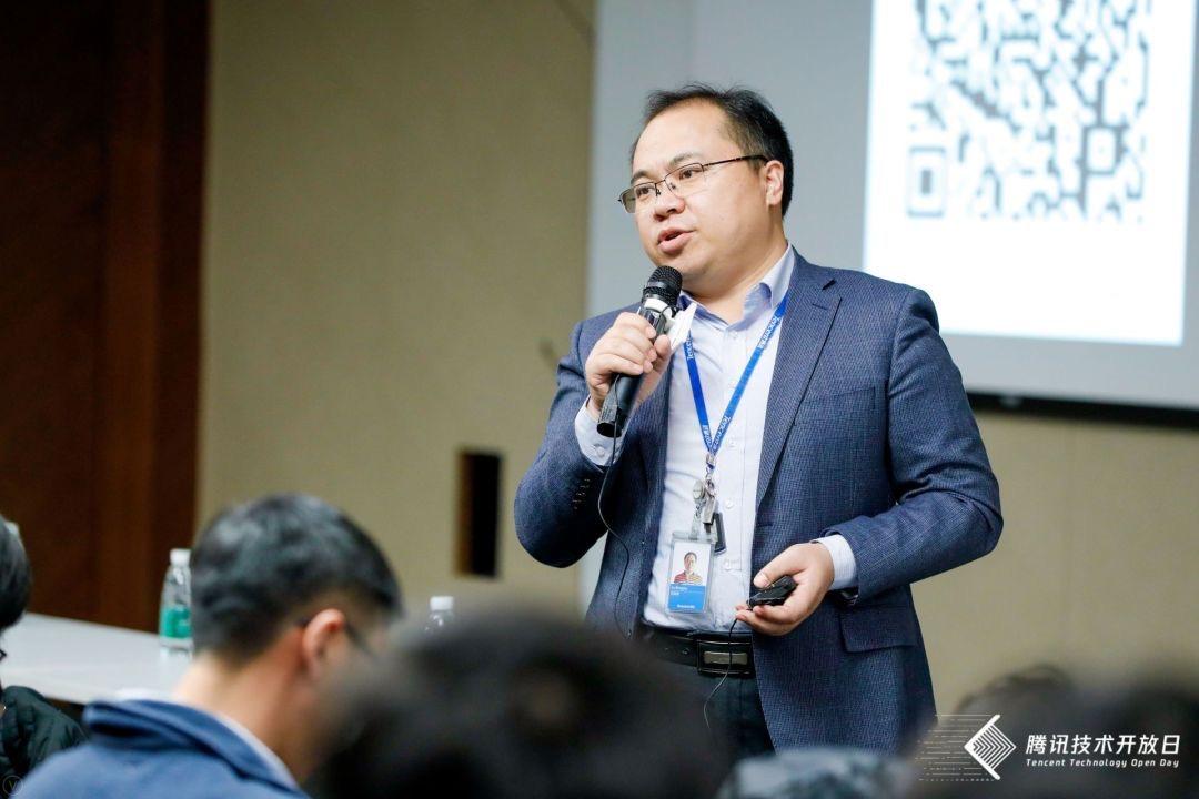 腾讯自动驾驶总经理苏奎峰