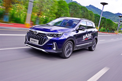 体验北汽绅宝智行:AI时代的SUV,怎么说?