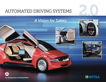 """解读""""美国自动驾驶指导方针2.0"""":2025年后推动无人驾驶汽车上路"""
